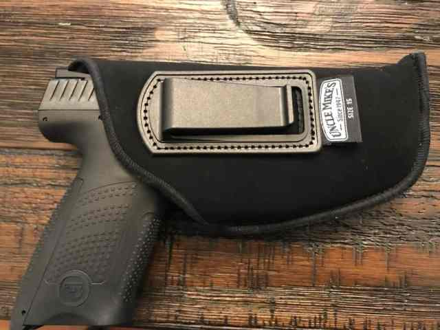 CZ PC-10 C Uncle Mike's Holster