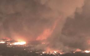 fire tornado