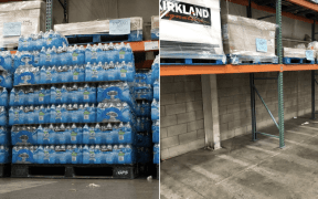 hurricane lane costco