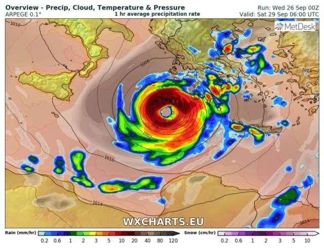 cyclone greece