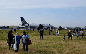 newark airport emergency