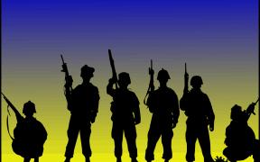 oregon militia protect senators