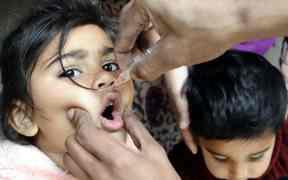 Philippines polio outbreak