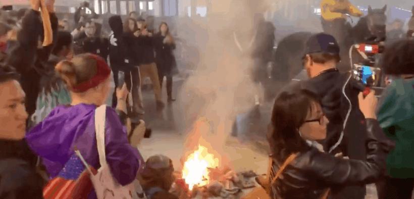 trump minneapolis riots