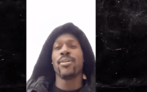 antonio brown cops video