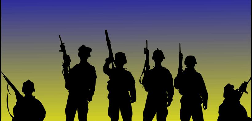 main militia quarantine enforcement