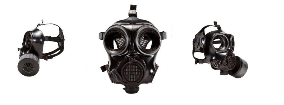 Top Tips on Cleaning Gas Masks For Gas Mask Collectors