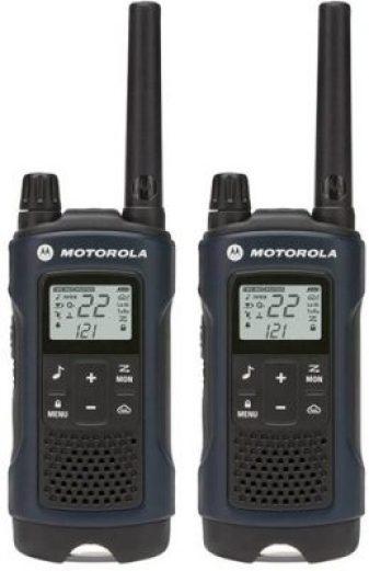Motorola Ham Radio Set