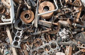 Scrap Metal for Trade in a Post-Apocalyptic World