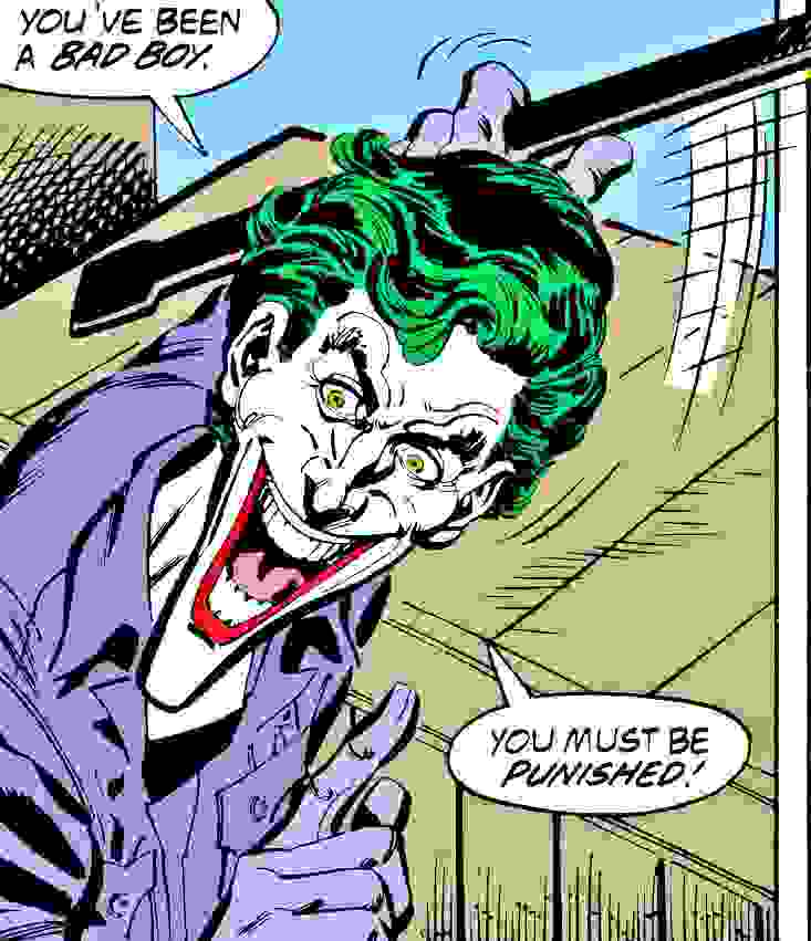 Death in the family - Joker de Jim Starlin