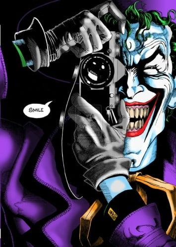 The Killing Joke - Joker de Allan Moore