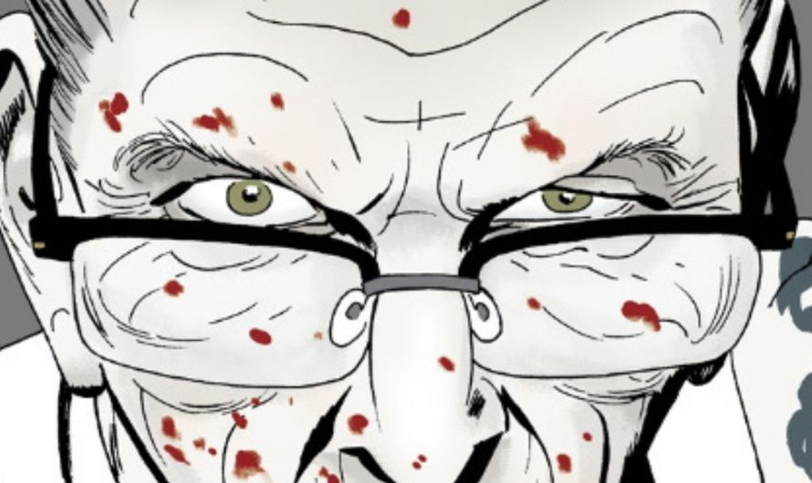 The Private Eye en 10 Planches