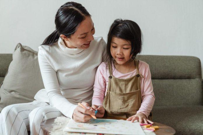 teach children english kids