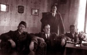 126 Kod Muradbega Pasica na Bajram 1938, Ibro Horic, Ibrahim