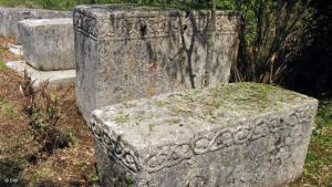 Jedna od brojnih nekropola stećaka kod Stoca