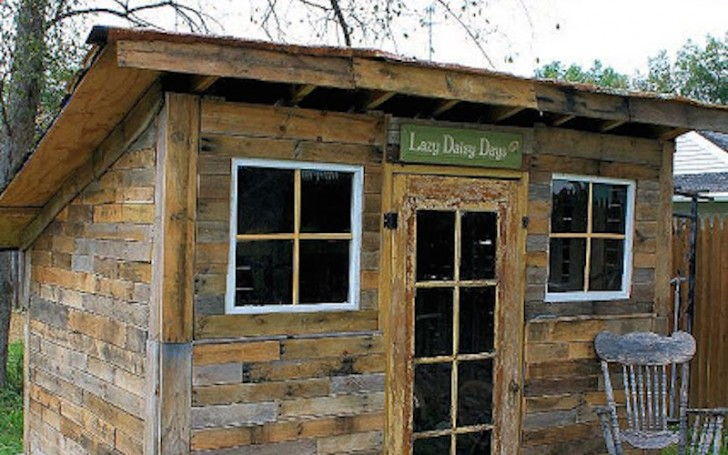 20 Awesome Ideas For Your Pallet House Or Shelter Page 5 Of 21