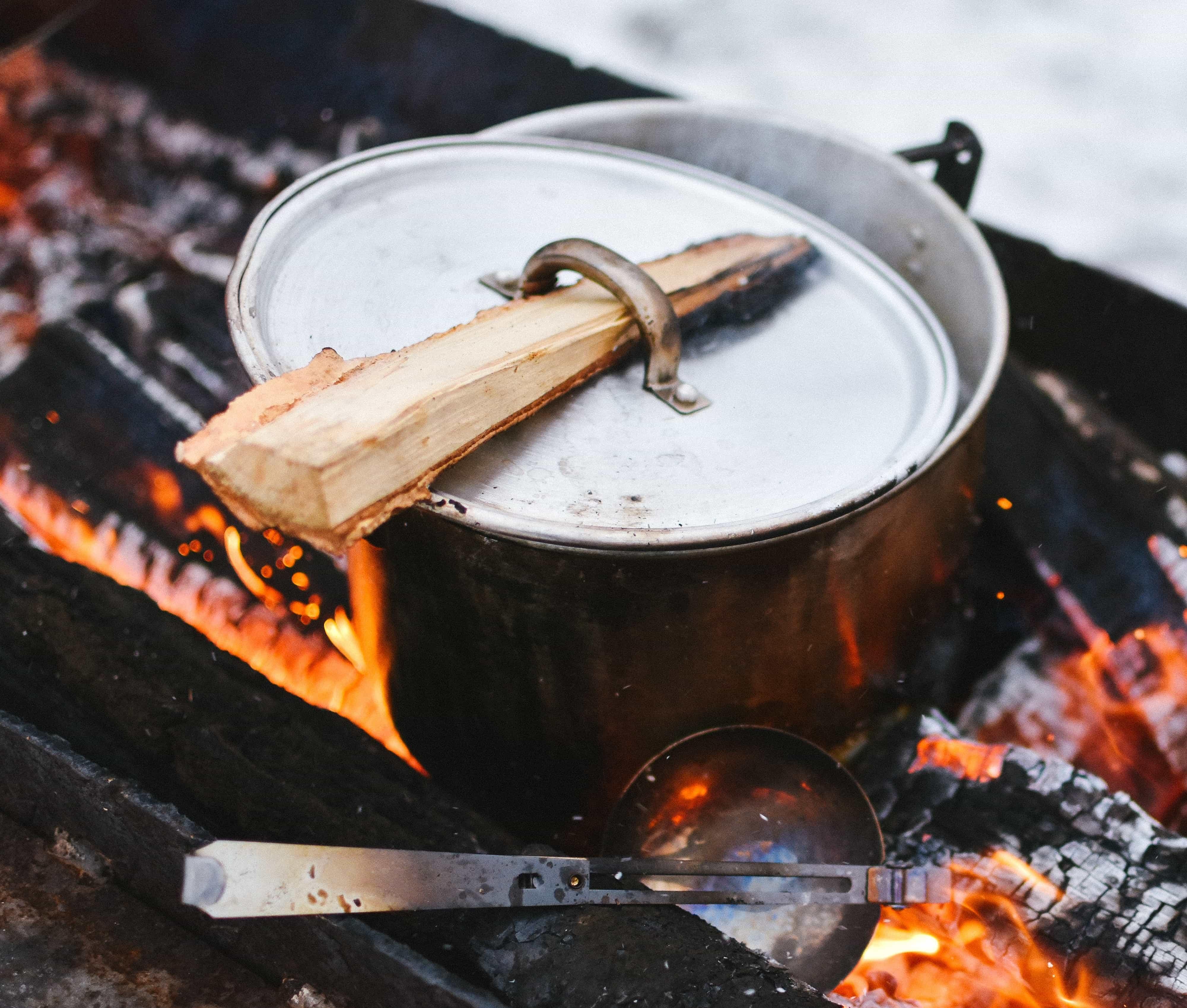 campfire pot comp 50