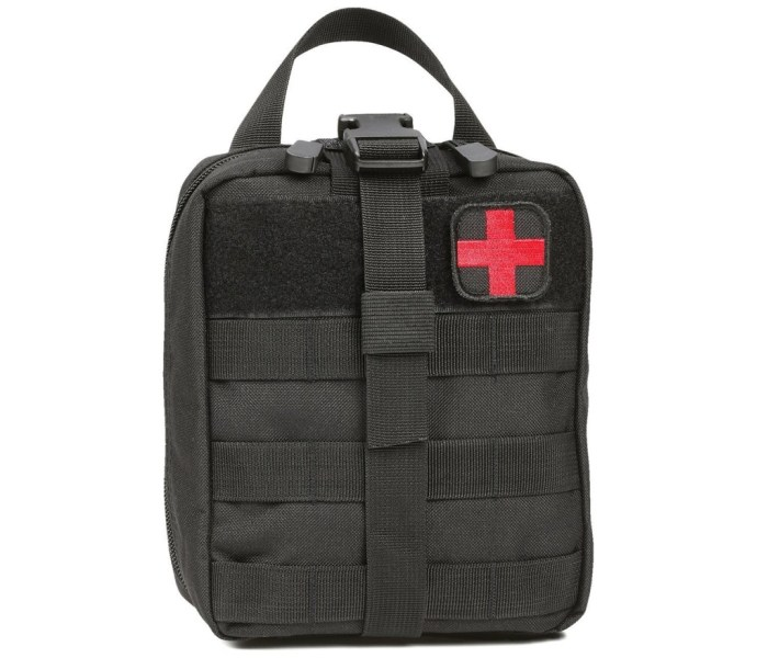 The Individual First Aid Kit