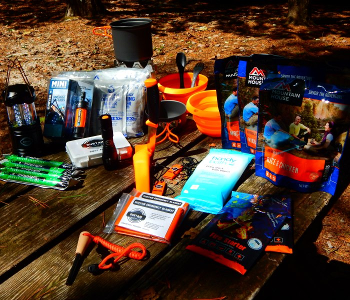 Gear Review: Sustain Supply Co Survival Kit