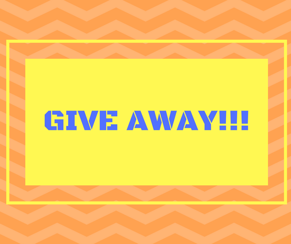 FREE GIVE AWAY!!!