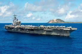 North Korea Threatens to Attack the USS Ronald Reagan