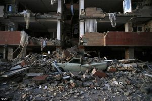 Deadly earthquakes could hit a BILLION people next year because of Earth's slowing rotation