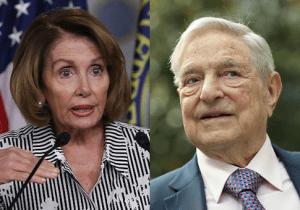 Resistance Royalty: Pelosi, Soros Headline Left's Biggest Dark Money Conference