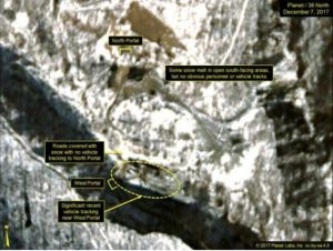 Satellite Images Show Alarming Activity At North Korean Nuclear Test Sites