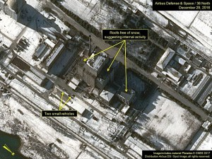 Is North Korea making MORE nukes as it prepares for summit with Trump? Kim Jong-un RESTARTS reactor as his foreign minister arrives in Sweden to plan historic meeting