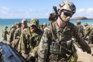 Thousands Of US Troops Amass On Syrian Border For Military 'Drill'