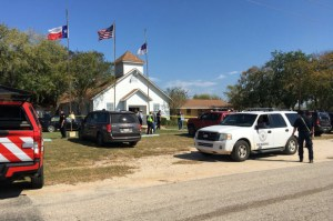 Family of victim says gov't could have stopped Texas church massacre – and they're suing