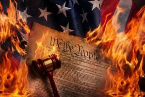 Suspending the Constitution: In America Today, the Government Does Whatever It Wants