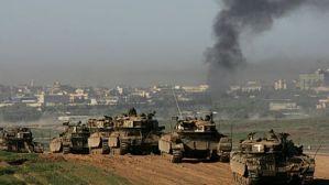 "Israeli Tanks Prepare Imminent Gaza Offensive After ""Green Light"" For ""Major Retaliation"""