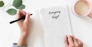 What to Do When You Have a Financial Emergency