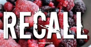 Grocery Stores Recall Frozen Berries for HEPATITIS A Risk
