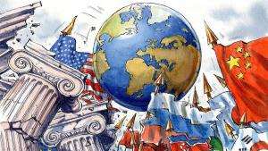 Six Conflicting Global Projects