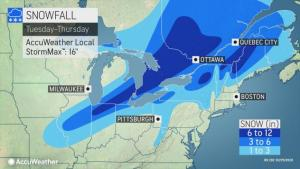 Detroit bracing for potentially biggest snowstorm of the year