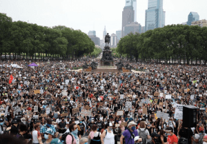 It's Not Just Red States – Philadelphia, San Francisco Fear 'Second Wave' As Thousands Infected At BLM Protests
