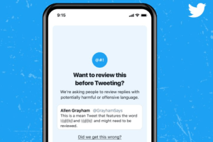 Twitter Will Now Prompt Users To Review 'Potentially Harmful Or Offensive' Tweets