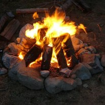Fire making in the Wild