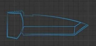 The Tanto Blade