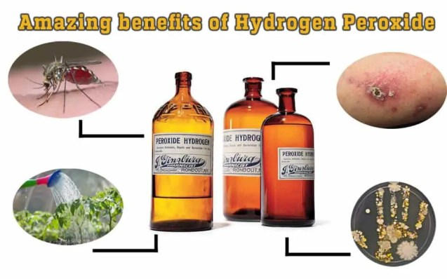 Prepper's Will - Hydrogen Peroxide Amazing benefits and uses
