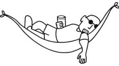 Prepper's Will - Lazy man