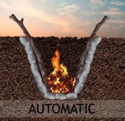 Automatic hole