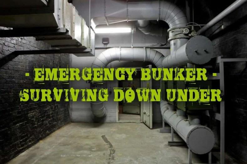 Prepper's Will - Emergency Bunker - Surviving Down Under