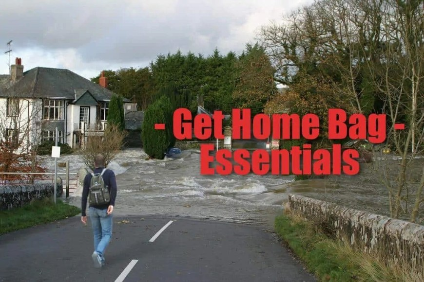 Prepper's Will - Get Home Bag Essentials