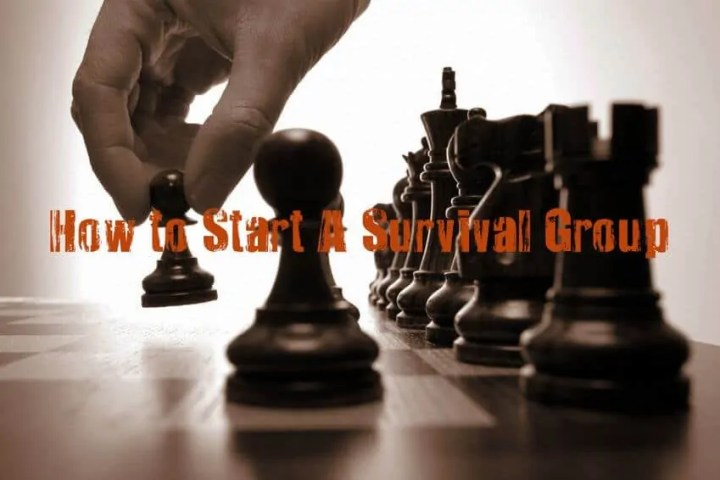 Prepper's Will - How To Form A Survival Group