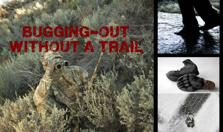 Prepper's Will - Bugging out without a trail