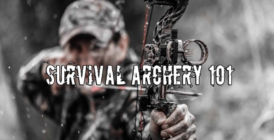 Prepper's Will - Survival Archery 101