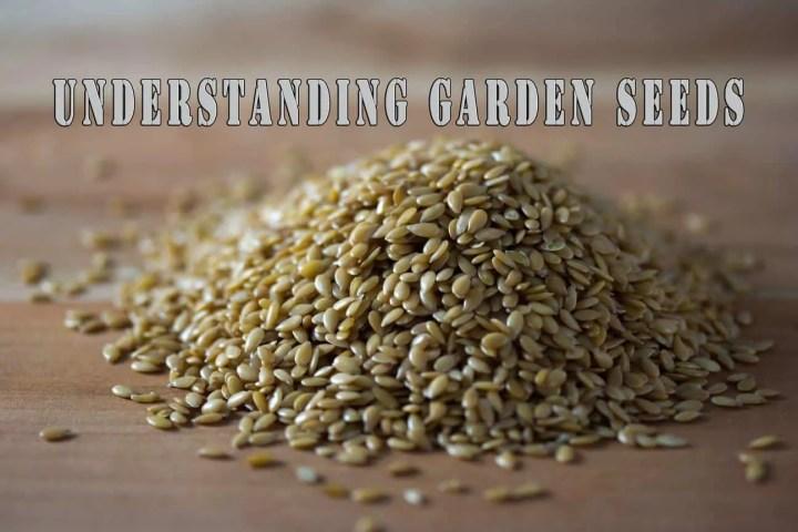 Prepper's Will - Understanding Garden Seeds